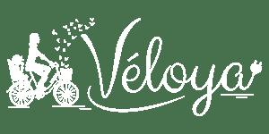 Logo Véloya blanc